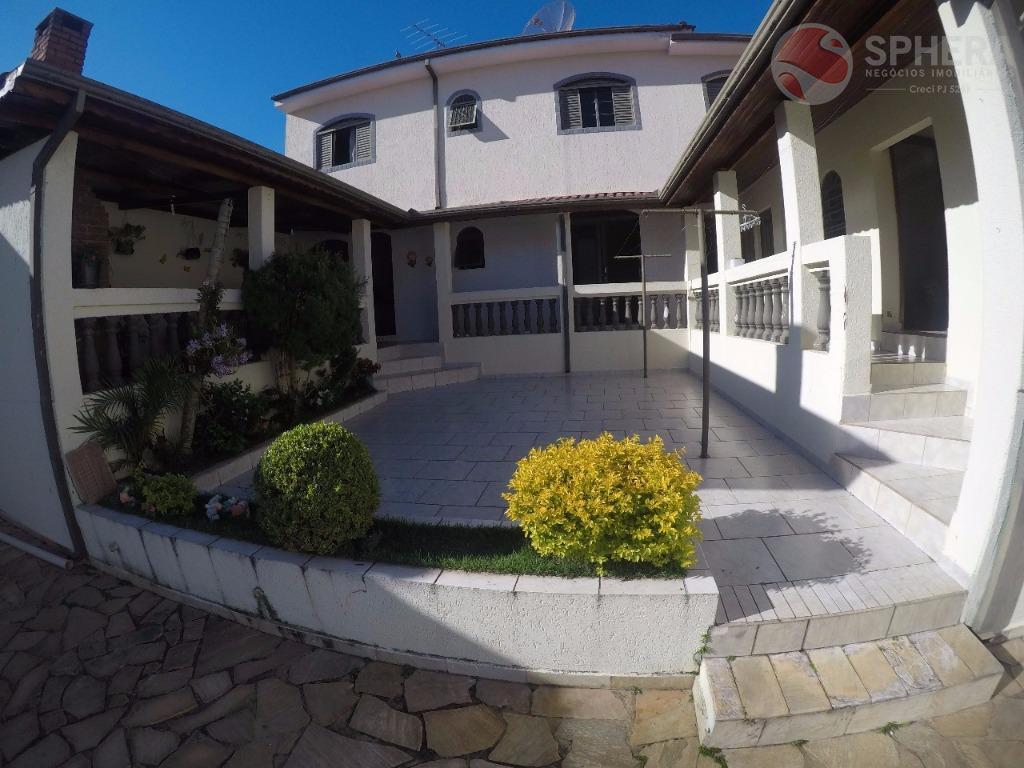 Casa residencial à venda, João Paulo II, Pouso Alegre.