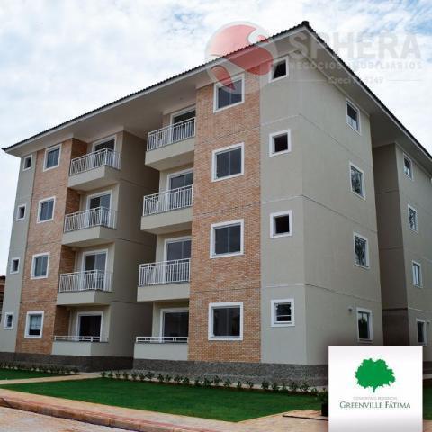 Apartamento residencial para locação, Fátima, Pouso Alegre.