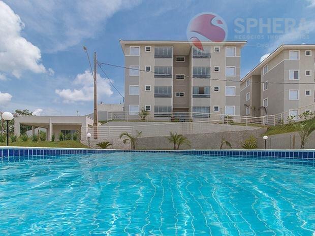 Apartamento residencial para locação, Belo Horizonte, Pouso Alegre.
