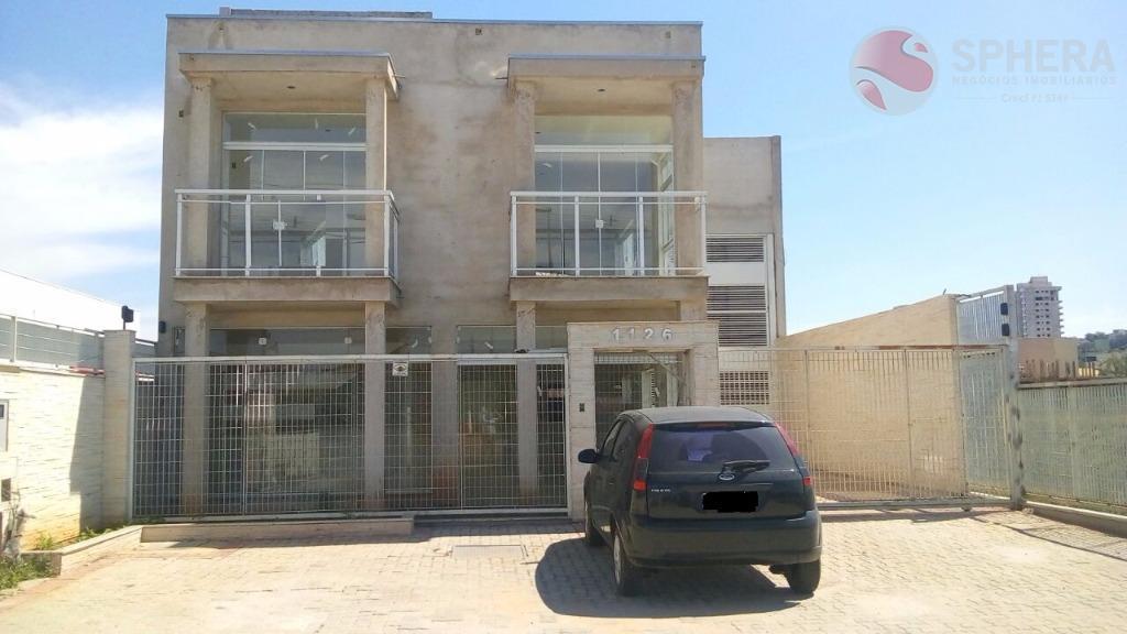 Galpão comercial para locação, Centro, Pouso Alegre.