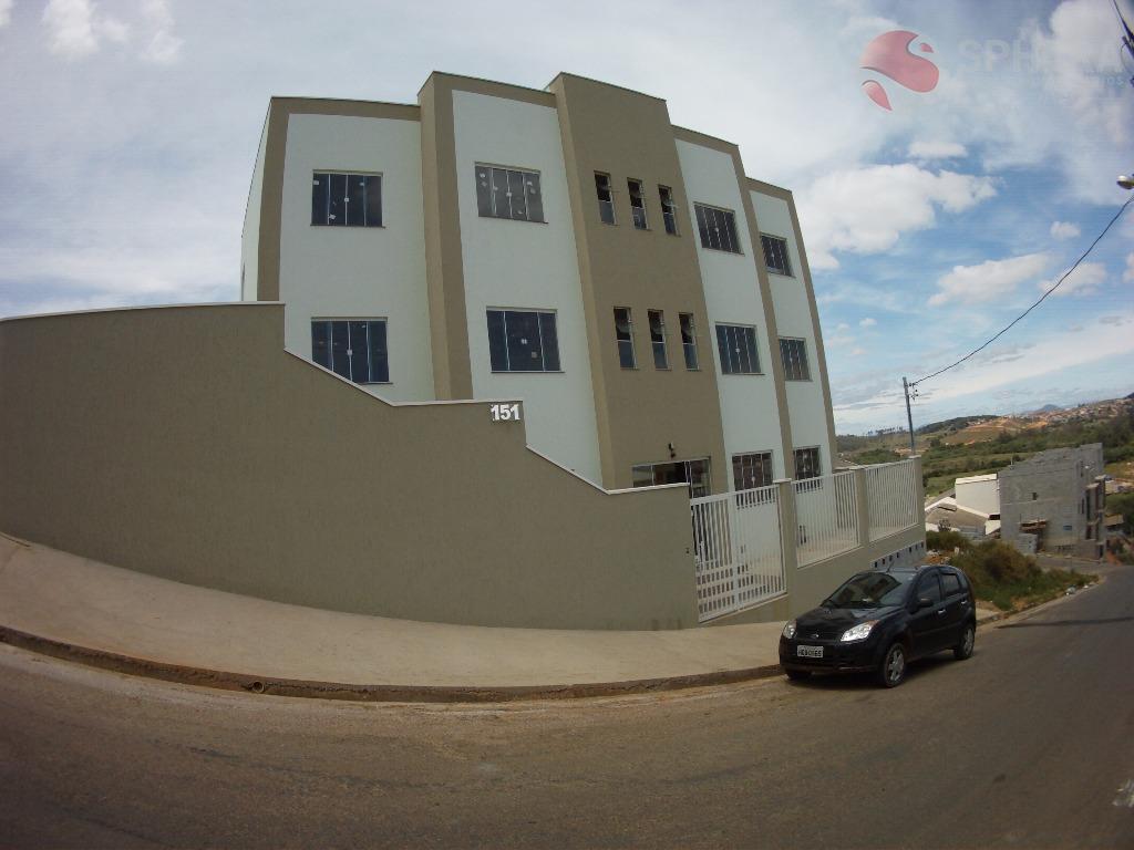 Apartamento residencial à venda, Pão de Açúcar, Pouso Alegre.