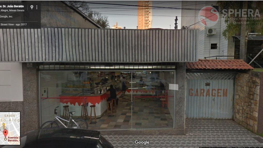IMOVEL à venda, Centro, Pouso Alegre - PT0011.