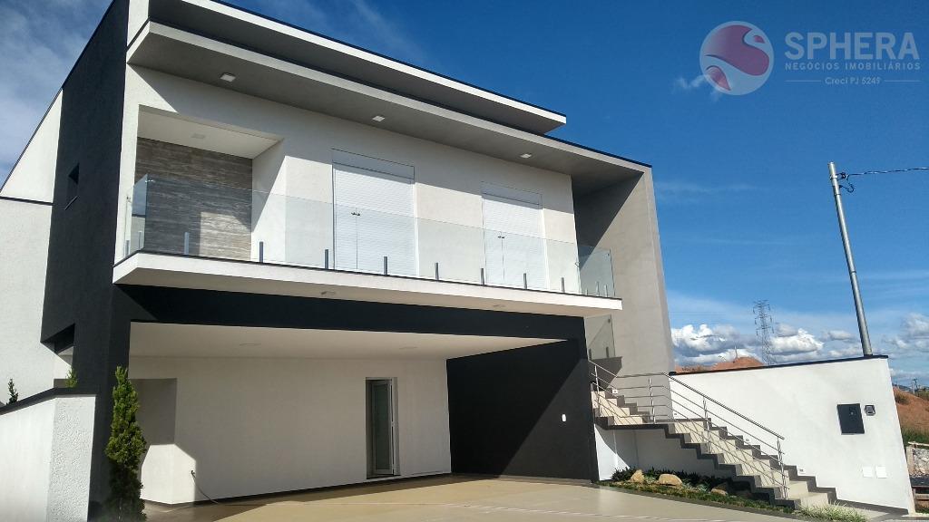 Casa residencial à venda, Las Palmas, Pouso Alegre - CA0301.