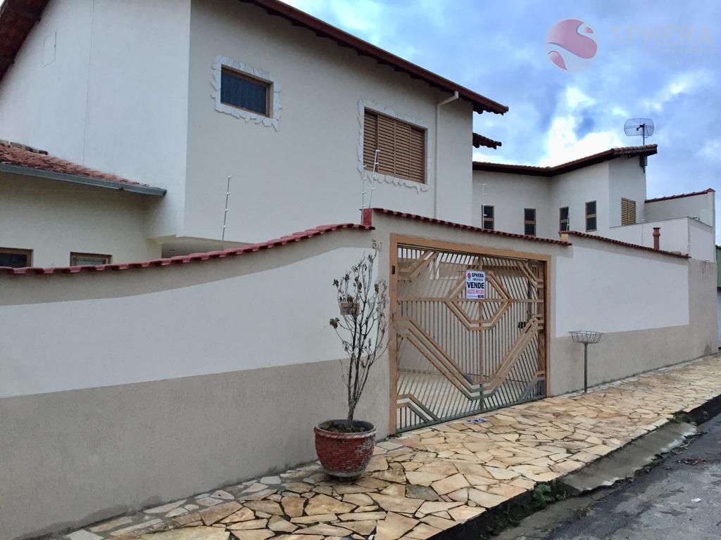 Casa residencial à venda, Fátima III, Pouso Alegre.