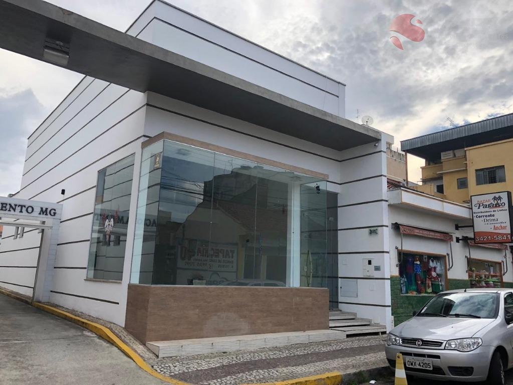Ponto comercial para locação, Centro, Pouso Alegre.