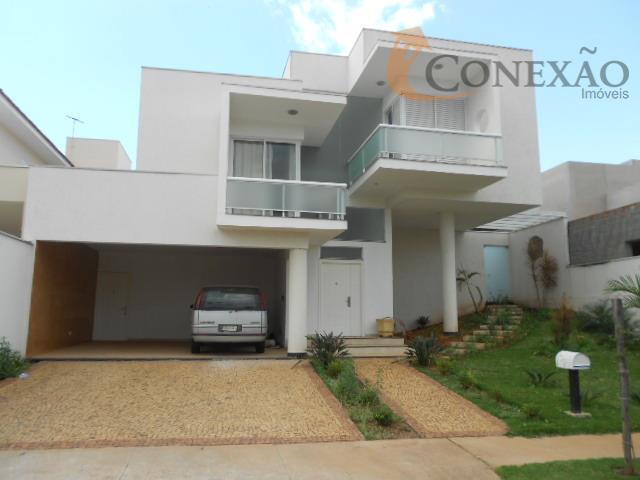 Casa residencial para locação, Parque Faber Castell II, São Carlos.