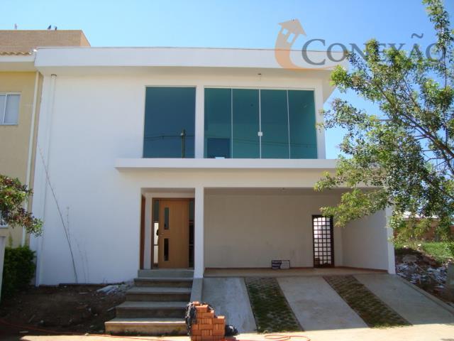 Casa residencial à venda, Condomínio Village Damha I, São Carlos - CA0271.