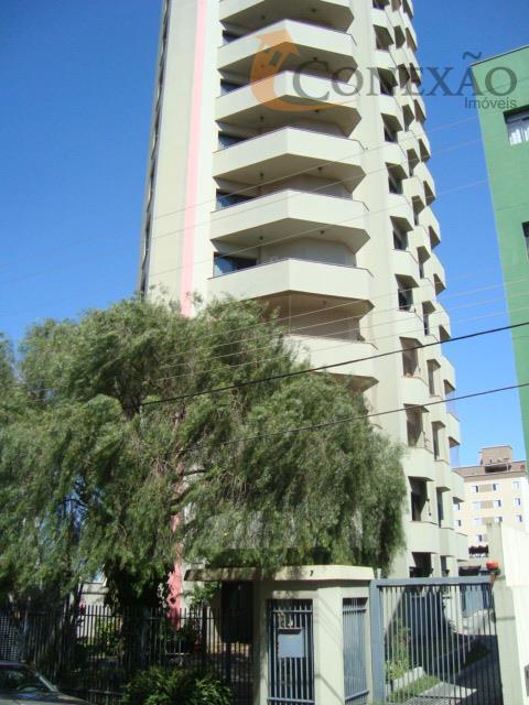 apartamentos para alugar em São Carlos - SP amplo