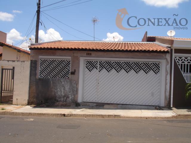 Casa residencial à venda, Residencial  Astolpho Luiz do Prado, São Carlos.