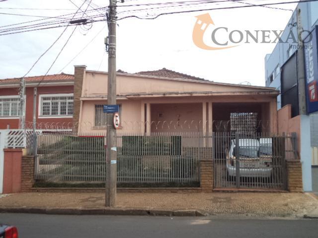 Casa residencial à venda, Centro, São Carlos.