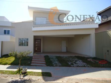 Casa residencial à venda, Condomínio Village Damha I, São Carlos - CA0254.