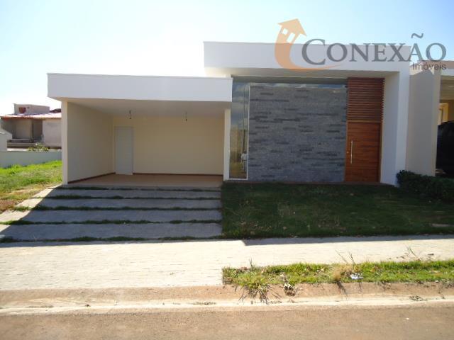 Casa residencial à venda, Condomínio Village Damha I, São Carlos - CA0249.