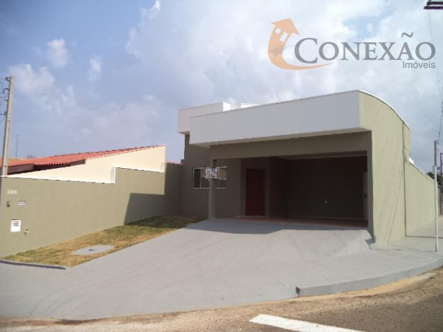 Casa residencial à venda, Parque Fehr, São Carlos.