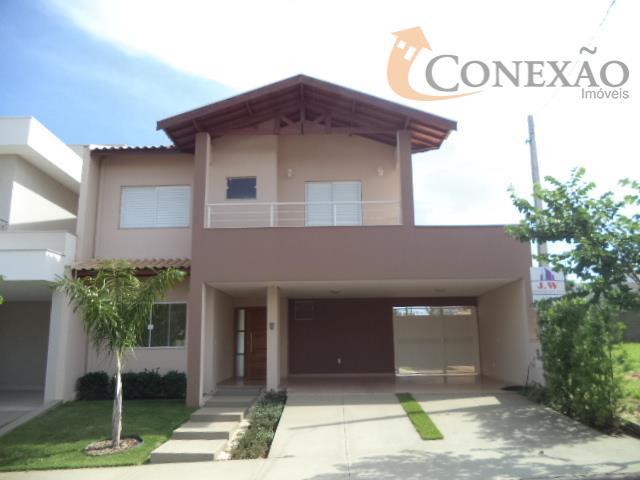 Casa residencial à venda, Condomínio Village Damha III, São Carlos - CA0273.