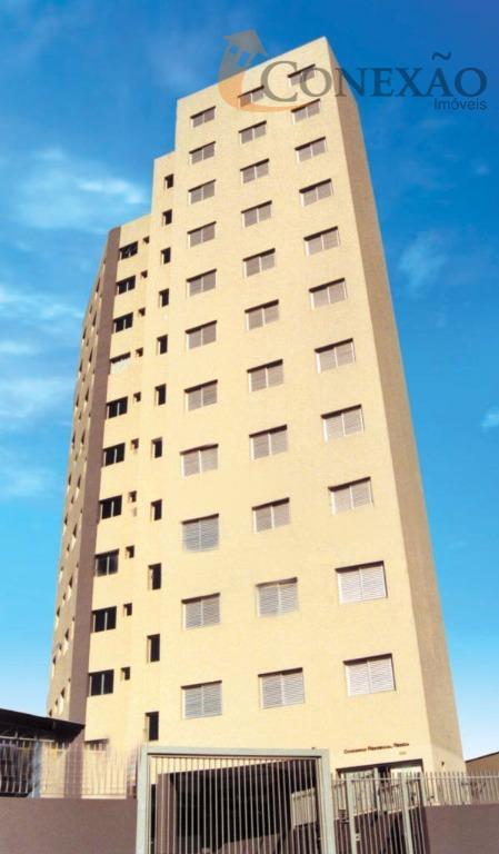 Apartamento residencial à venda, Vila Costa do Sol, São Carlos.