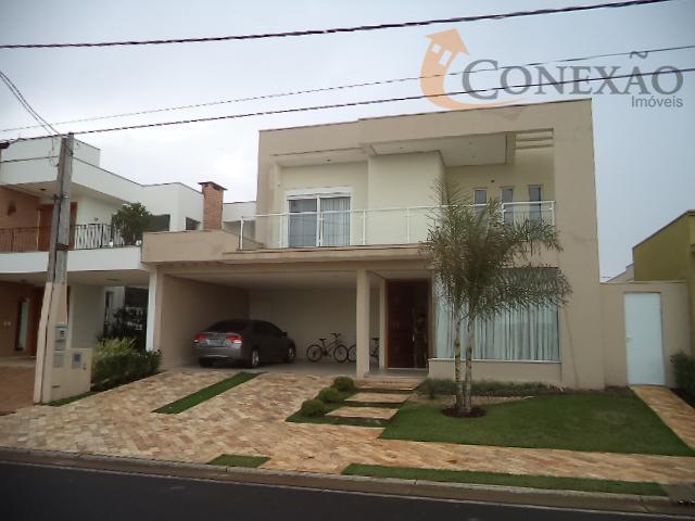 Casa residencial à venda, Condomínio Village Damha III, São Carlos.
