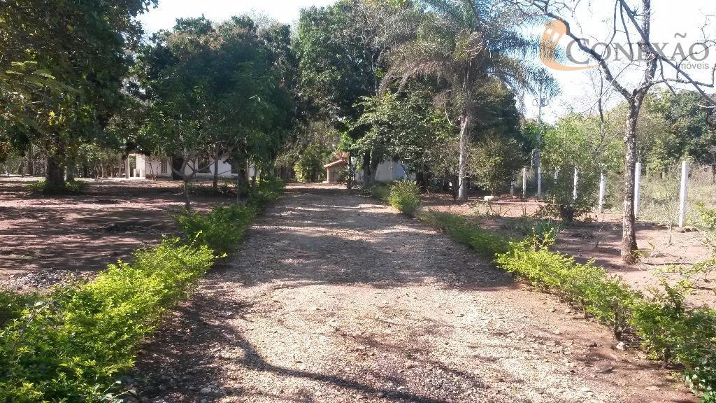 Chácara rural à venda, Zona Rural, São Carlos.
