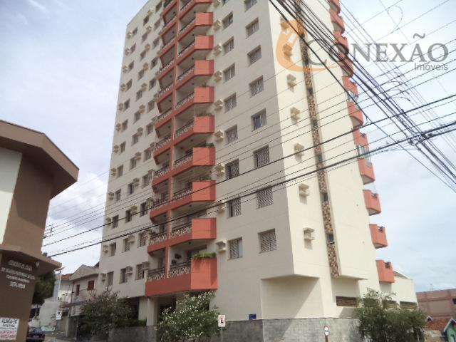 Apartamento com 3 dormitórios à venda e locação, 128 m² por R$ 460.000 - Centro - São Carlos/SP