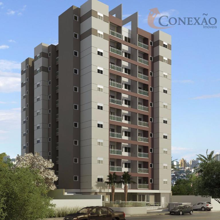 Apartamento residencial para locação e venda, Centro, São Carlos.