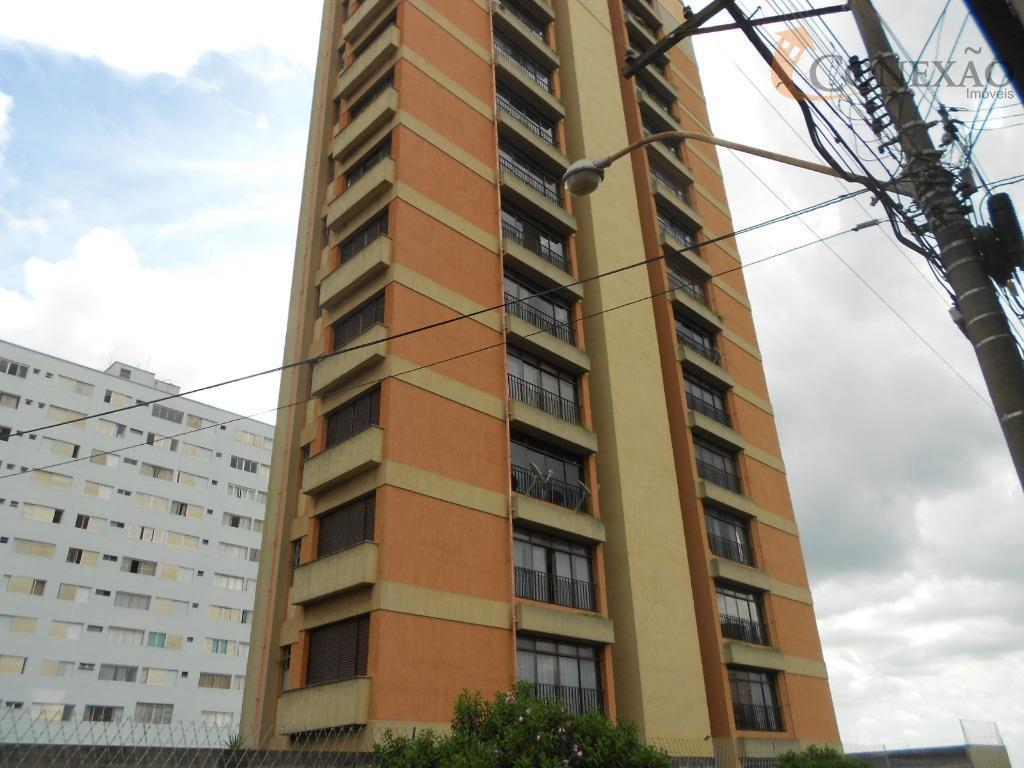 Apartamento residencial à venda, Centro, São Carlos.