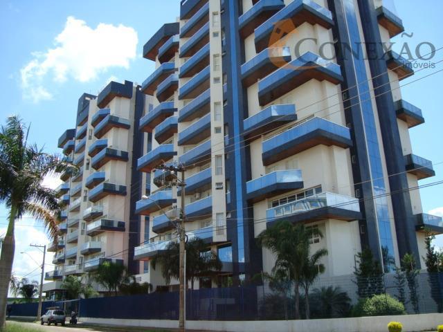 Apartamento residencial para locação, Parque Faber, São Carlos.