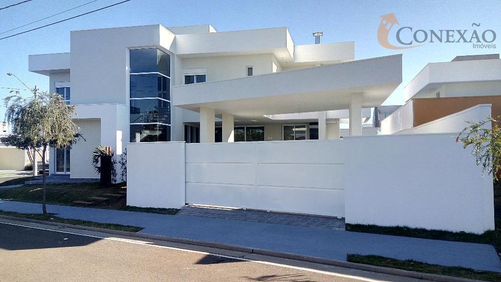 Casa residencial à venda, Jardim Jóckei Club A, São Carlos.