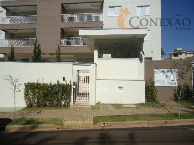 Apartamento residencial à venda, Parque Faber, São Carlos.