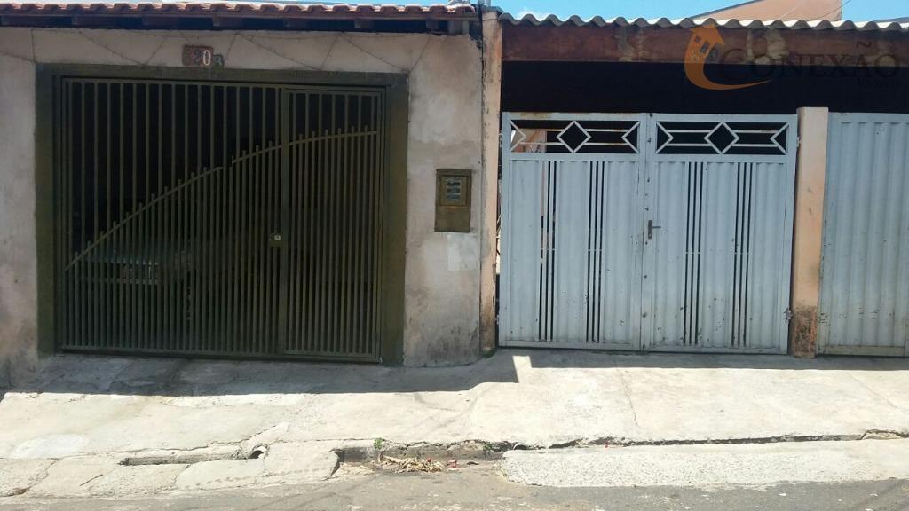 Casa residencial à venda, Residencial Itamarati, São Carlos.