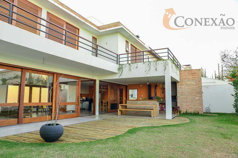 Casa residencial à venda, Parque Faber Castell II, São Carlos.
