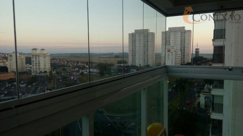 Apartamento residencial à venda, Parque Faber, São Carlos - AP0830.