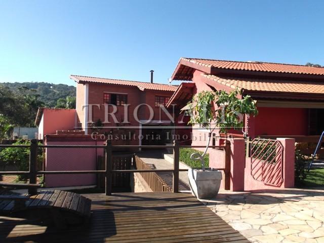 Casa residencial à venda, Rosário, Atibaia - CA1099.