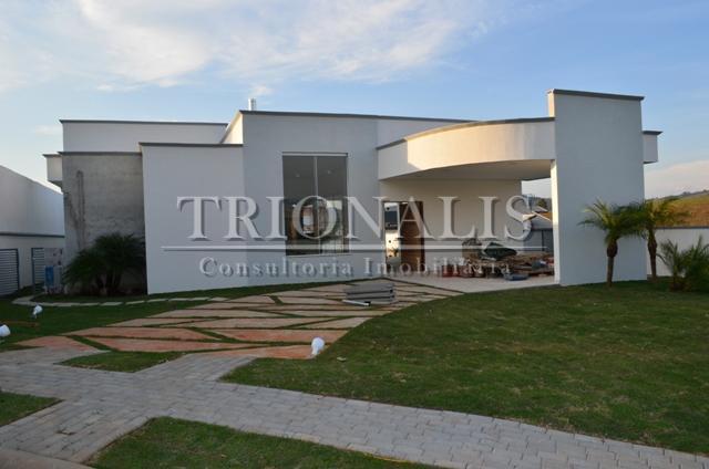 Casa residencial à venda, Condomínio Fechado, Atibaia - CA1125.