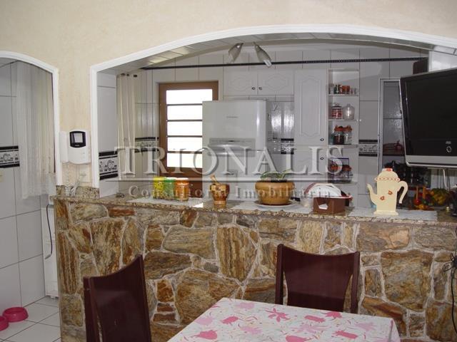 Casa residencial à venda, Atibaia Jardim, Atibaia - CA1160.
