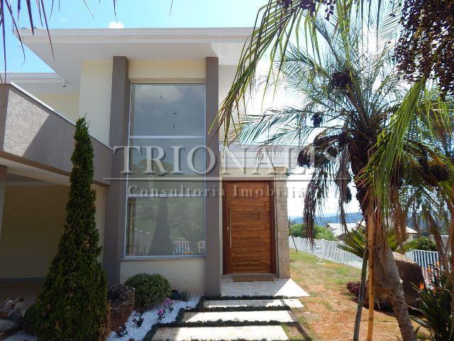 Casa residencial à venda, Condominio Serra da estrela, Atibaia - CA1212.