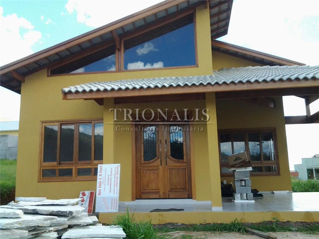 Casa residencial à venda, Terras de Atibaia, Atibaia - CA1325.