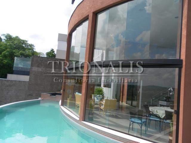 Casa residencial à venda, Condominio Porto Atibaia, Atibaia - CA1422.