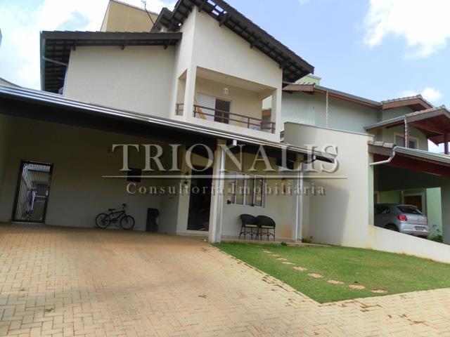 Casa residencial à venda, Condomínio Fechado, Atibaia - CA1445.