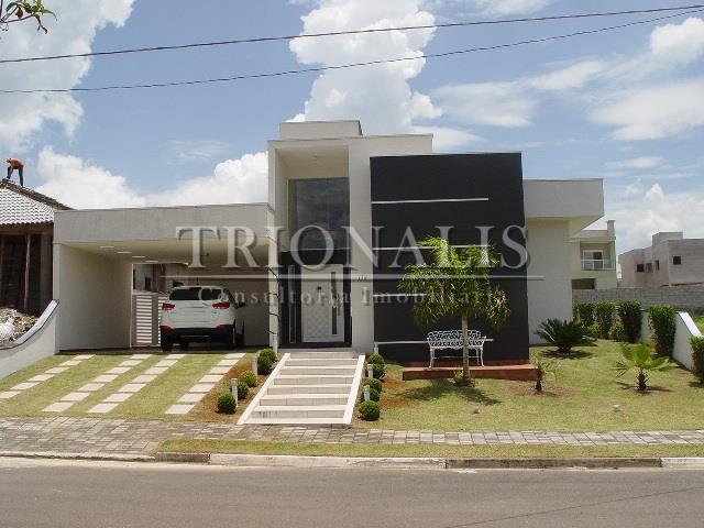 Casa residencial à venda, Condomínio Shambala II, Atibaia - CA1467.