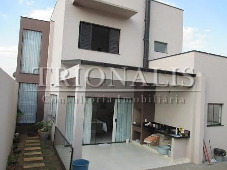 Casa residencial à venda, Vila Santista, Atibaia - CA1476.