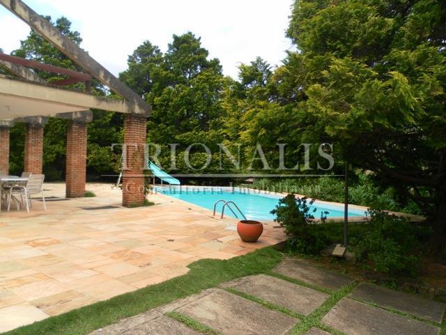 Casa residencial à venda, Condomínio Fechado, Atibaia - CA1489.