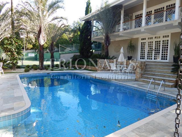 Casa residencial à venda, Condomínio Flamboyant, Atibaia - CA1490.