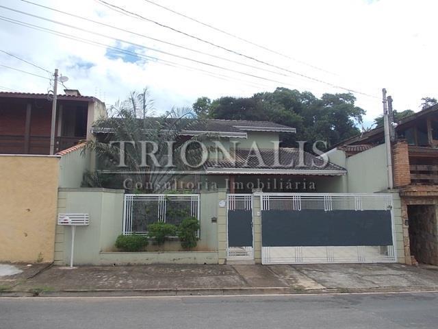 Casa residencial à venda, Jardim Paulista, Atibaia - CA1497.