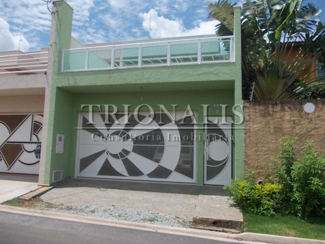 Casa residencial à venda, Vila Olga, Atibaia - CA1521.