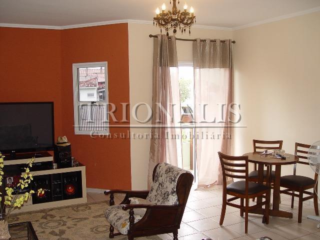 Apartamento residencial à venda, Jardim Alvinópolis, Atibaia - AP0158.