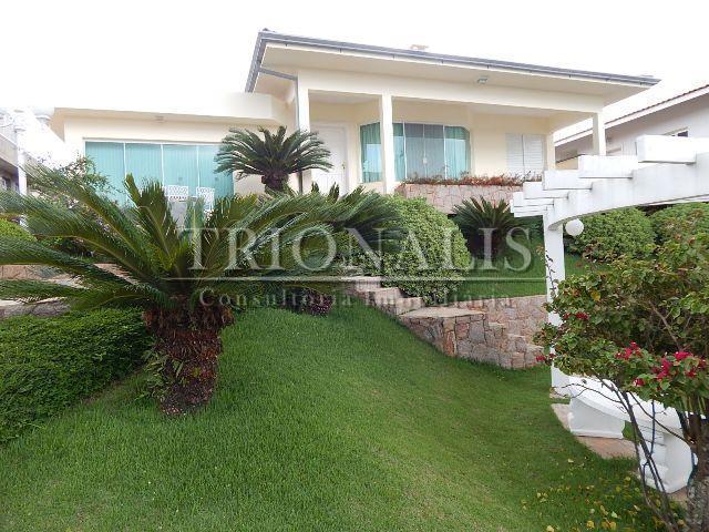 Casa residencial à venda, Condomínio Fechado, Atibaia - CA0890.