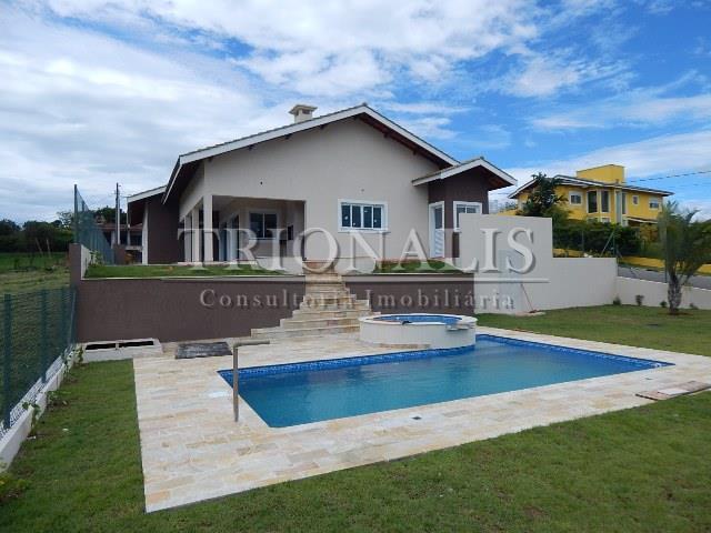 Casa residencial à venda, Condominio Serra da estrela, Atibaia - CA1344.
