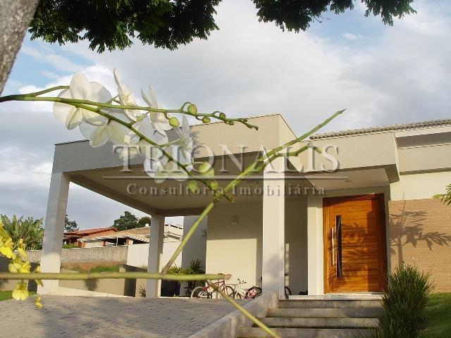 Casa residencial à venda, Condominio Porto Atibaia, Atibaia - CA1554.