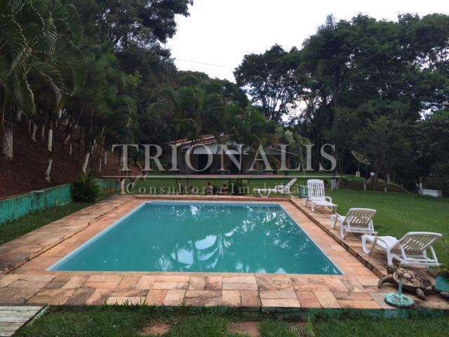 Sítio  rural à venda, Jardim Brogotá, Atibaia.