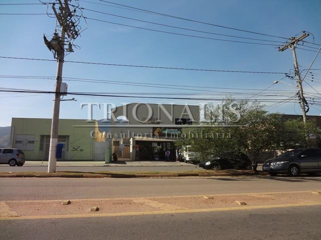 Galpão comercial à venda, Jardim Maristela, Atibaia - GA0017.