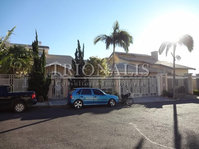 Casa  residencial à venda, Jardim Itaperi, Atibaia.